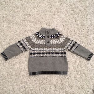 Other - NWOT!  Frost Cotton Sweater In Grey - Size: 2T